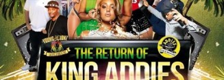 THE RETURN OF KING ADDIES