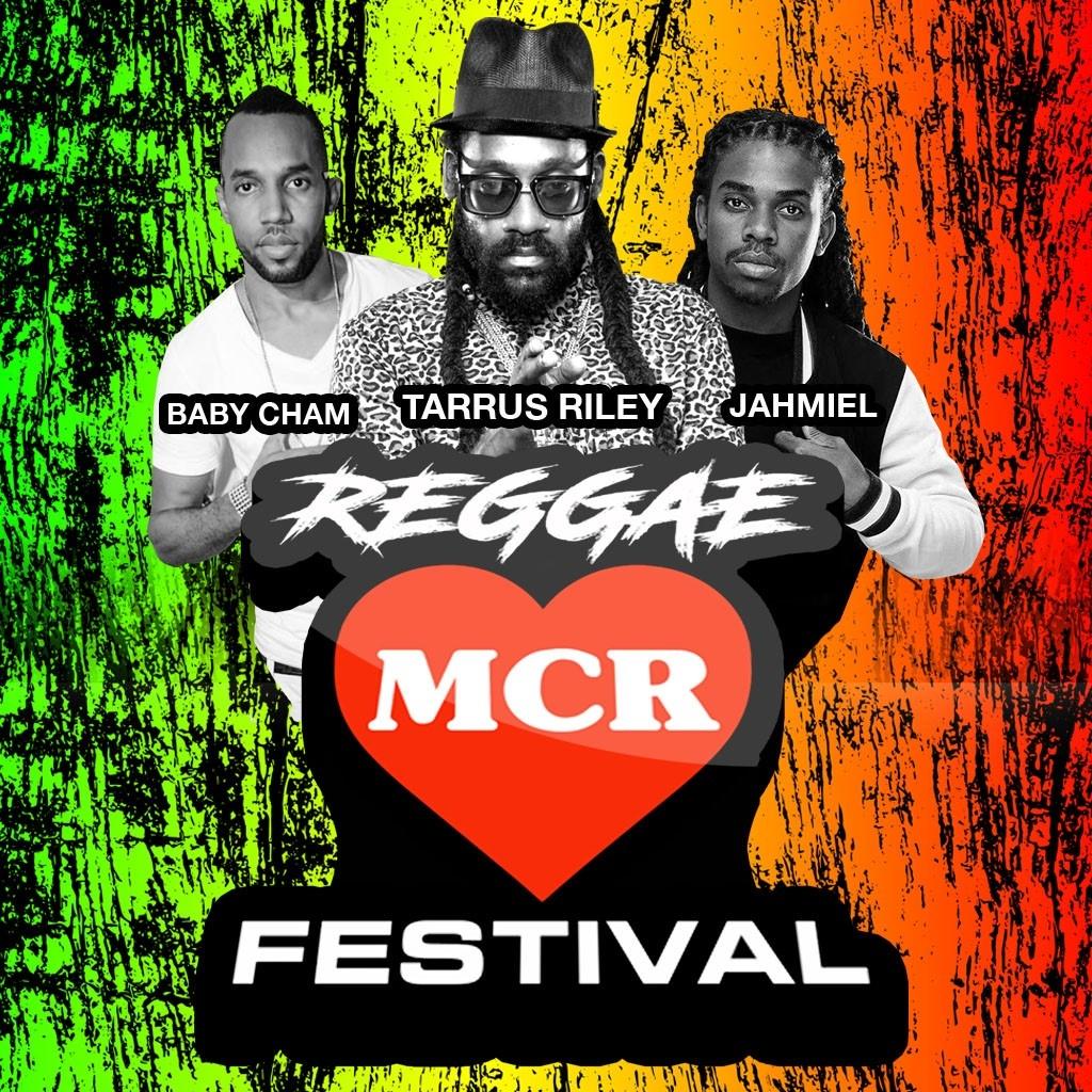 JAHMIEL @ GB - Manchester - Reggae Loves Manchester | Mánchester | Inglaterra | Reino Unido