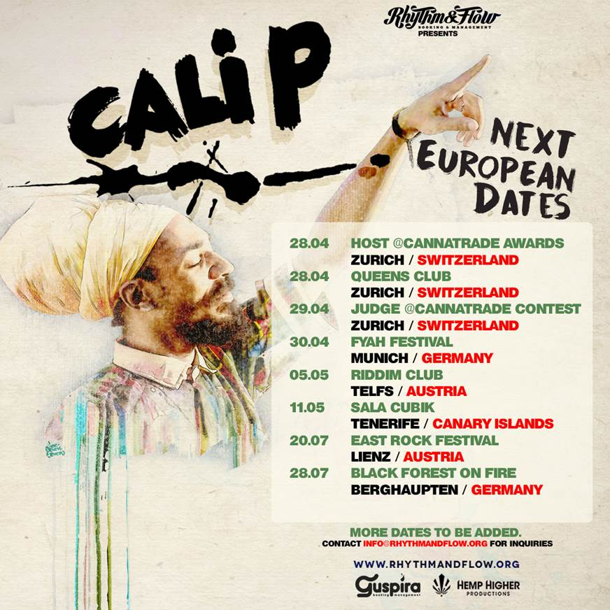 NEXT EUROPEAN DATES