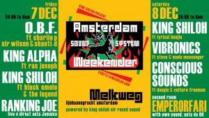 SR. WILSON @ NL - Amsterdam - Amsterdam Weekender | Amsterdam | North Holland | Netherlands