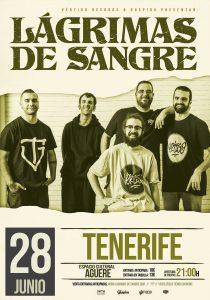 LAGRIMAS DE SANGRE @ ES - Tenerife - Espacio Cultural Aguere