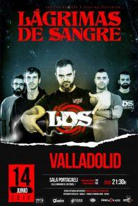LAGRIMAS DE SANGRE @ ES - Valladolid - Sala Portacaeli