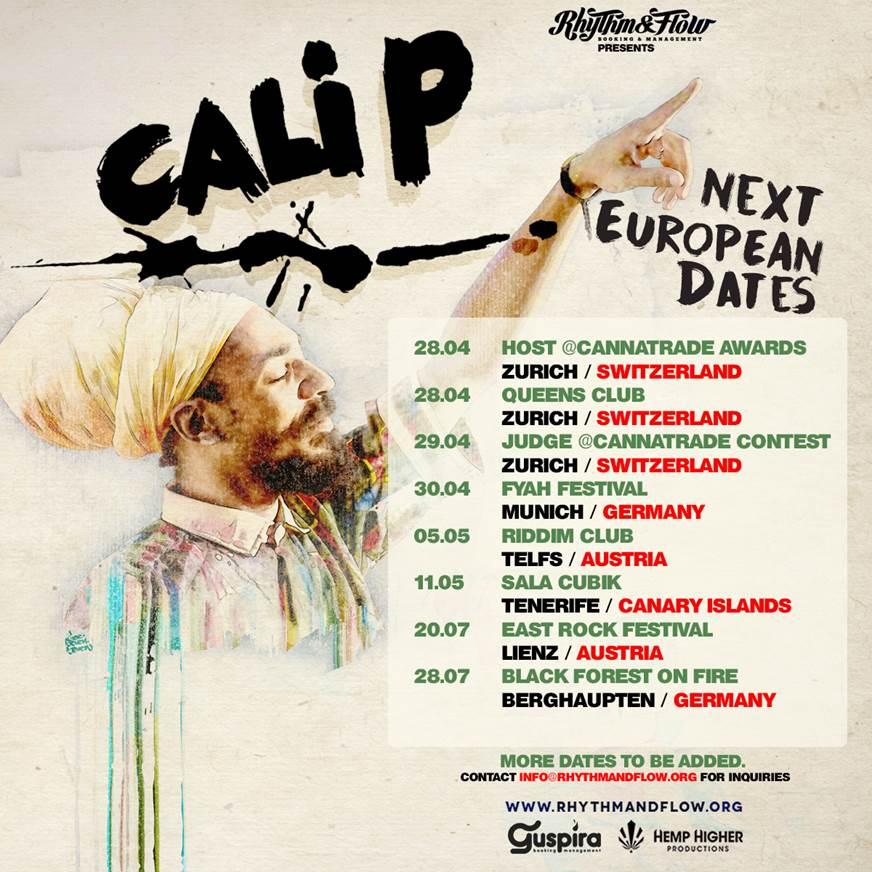 NEXT EUROPEAN DATES