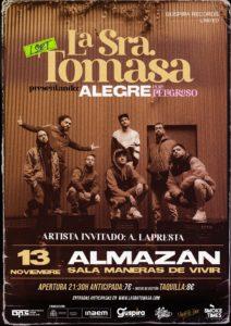LA SRA. TOMASA @ ES - Almazan - Sala Maneras de Vivir