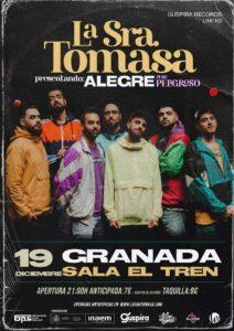 LA SRA. TOMASA @ ES - Granada - Sala El Tren