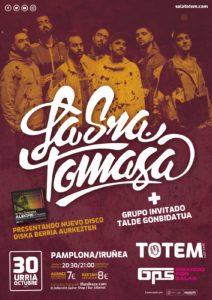 LA SRA. TOMASA @ EH - Iruña - Sala Totem