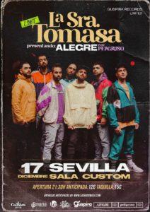 LA SRA. TOMASA @ ES - Sevilla - Sala Custom