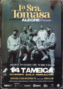 LA SRA. TOMASA @ ES - Tameiga - Sala Rebullon
