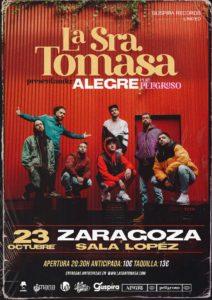 LA SRA. TOMASA @ ES - Zaragoza - Sala Lopez