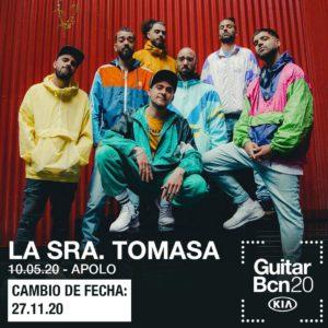 LA SRA. TOMASA @ CAT - Barcelona - Sala Apolo
