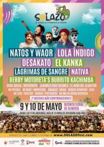 LAGRIMAS DE SANGRE @ ES - Almeria - Solazo Fest