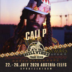 CALI P + IRINA MOSSI & FIREMAN CREW @ AUT - Telf - Hill Vibes Reggae Festival